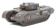 Churchill Mk.III Tank 1st Canadian Tank Brigade, Dieppe, 1942 Display Model