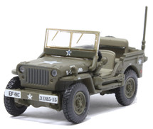 Willys MB Jeep U.S. Army