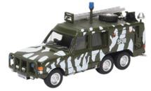 Truck Fire-Fighting Airfield Crash Rescue Mark 2 Range Rover (TACR2) Bosnia and Herzegovina, 1997