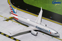American Airlines 737 MAX 8, N324RA Gemini Diecast Display Model