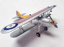 Fury RAF No. 1 Squadron RAF, Tangmere C Flight Leader`s Aircraft - 100 Years of the RAF