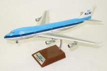 KLM Boeing 747-200 PH-BUB Donau With Stand
