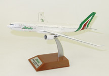 Alitalia Airbus A330-200 EI-DIP With Stand
