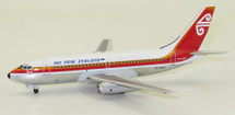 Air New Zealand Boeing 737-200 ZK-NAD Polished With Stand Limited 60 models