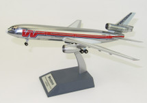 Western Airlines DC-10-10 N908WA Maui-No Ka Oi Polished With Stand