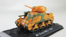 M3 Grant Mk.I 7th Armoured Division Desert Rats, British Army, 1943
