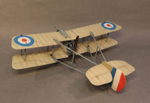 Airco DH-2, No.14 Squadron, Palestine, Mid 1917, Knights of the Skies