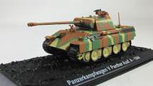 Sd.Kfz.171 Pz.Kpfw.V Ausf.A Panther Medium Tank German Army, 1944