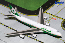 Eva Air B747-400 B-16411 Final Flight Gemini Diecast Display Model