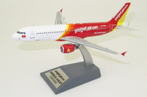 VietJet Air Airbus A320-214 VN-A695 With Stand