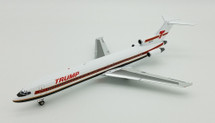 Trump Shuttle Boeing 727-200 N918TS With Stand