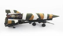 V-2 Rocket with Meillerwagen and Brennstand Gezackt Camouflage, 1943