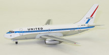 United Airlines Boeing 737-200 N9038U With Stand