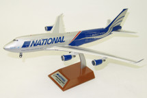 National Boeing 747-400 N952CA With Stand