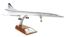 Iran Air Concorde EP-SST With Stand