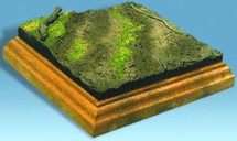 Small Diorama Base