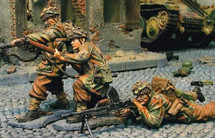 British Red Devil Attack Team, Three Figures, Battle of Arnhem Series