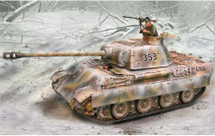 Panther Winter Vehicle, WWII