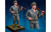 Iwo Jima Marine, single 1:6th Scale Statue Hand-Painted Limited Edition (acrylic case not included)