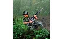 US Marine Vietnam Lookout, single figure