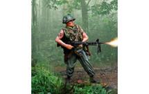 US Marine Vietnam M60