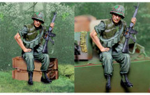 US Marine Vietnam Rider, single figure
