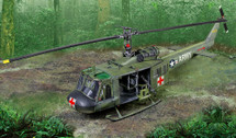 UH1 Huey Helicopter Medevac