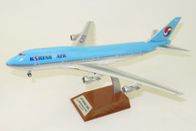 Korean Air Boeing 747-300 HL7470 With Stand