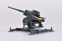 128mm Flak 40 with Kreuzlafette Mount Germany, 1944, Grey