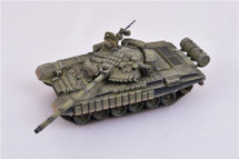 T-72AV Main Battle Tank 1:72 Kit Soviet Army, 1980s