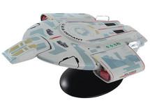 Defiant-class Escort Starfleet, NX-74205 USS Defiant, STAR TREK: Deep Space Nine, w/Magazine