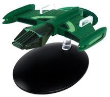 Romulan Science Vessel Romulan Empire, STAR TREK: The Next Generation, w/Magazine