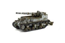 M12 155MM Gun Motor Carriage US Army, France, 1944