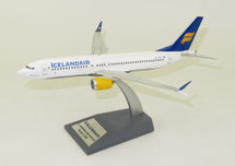 Icelandair Boeing 737-8 Max TF-ICE With Stand