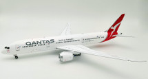 Qantas Boeing 787-9 Dreamliner VH-ZNB With Stand