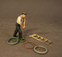 German Mechanic, Knights of the Skies Collection (4pcs)