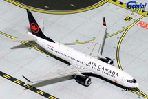 Air Canada Boeing 737 MAX 8 Gemini Diecast Display Model
