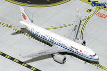 Air China Airbus A320neo Gemini Diecast Display Model