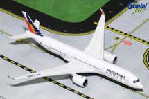 Philippines Airbus A350-900 RP-C3501 Gemini Diecast Display Model