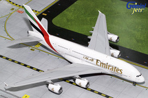 Emirates Airbus A380-800 A6-EOZ Gemini Diecast Display Model