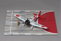MAT Japanese Carrier 50x40cm for Thomas Gunn Airfield Displays
