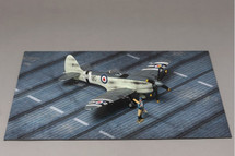 MAT US Carrier 58.4x55.8cm for Thomas Gunn Airfield Displays