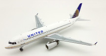 United Airlines Airbus A320-200 N491UA With Stand