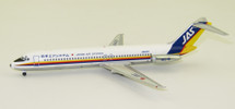 Japan Air System JAS DC-9-41 JA8439 Polished With Stand