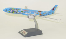 "China Eastern Airlines Airbus A330-300 B-5976 "" Toy Story"" With Stand"