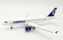 Sabena Airbus A320-200 OO-SNE With Stand