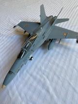F/A-18 Hornet - Spanish