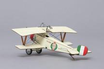 Nieuport 11 Monkey flown by Alvaro Leonardi, WWI Display Model