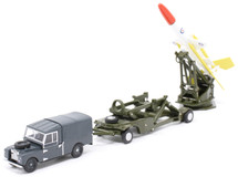 RAF, 3-Piece Bloodhound Missile Set