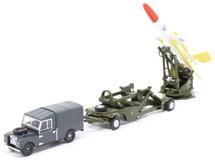 RAF, 3-Piece Bloodhound Missile Set